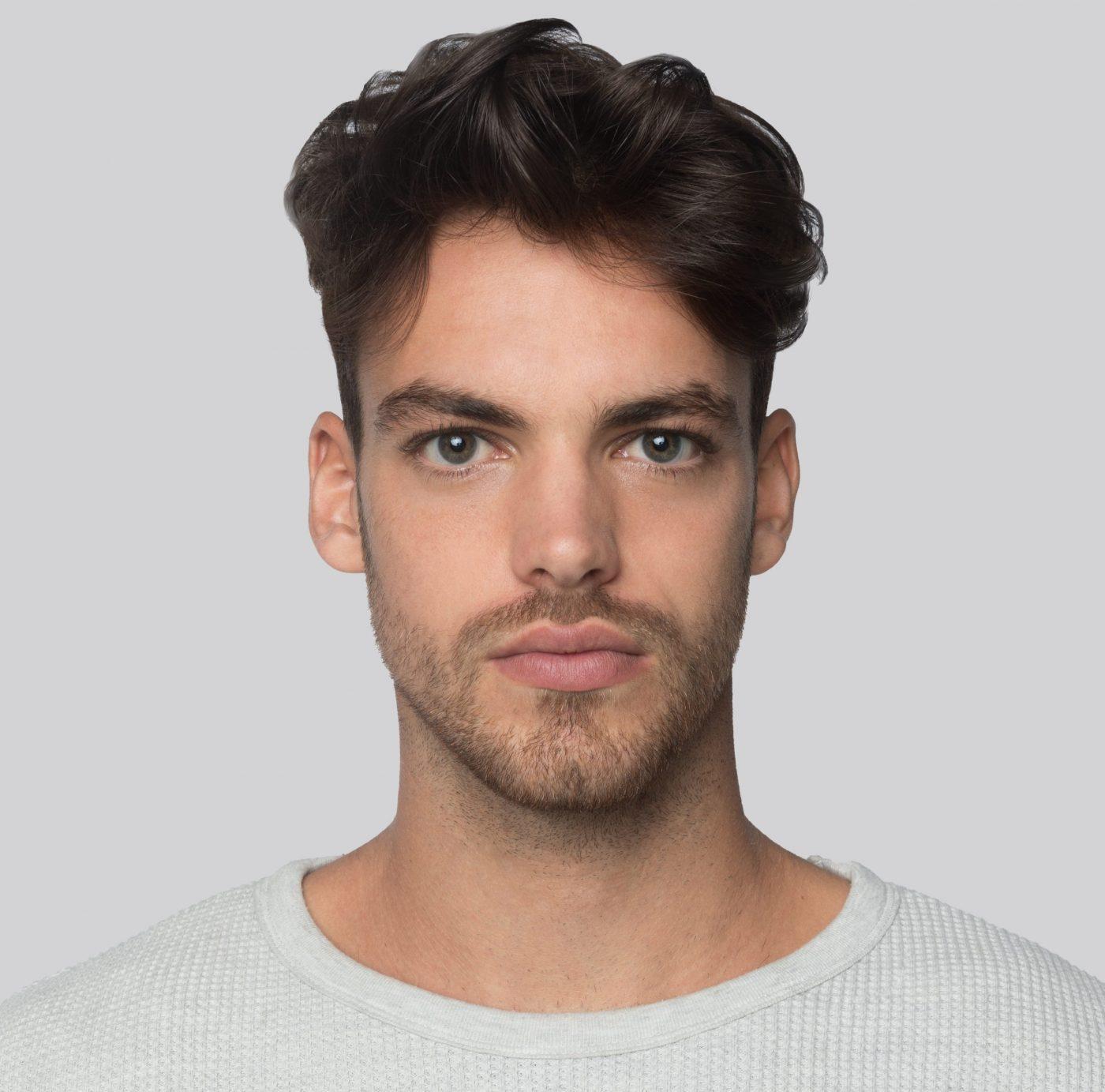 HAIR MESSY MEN 1
