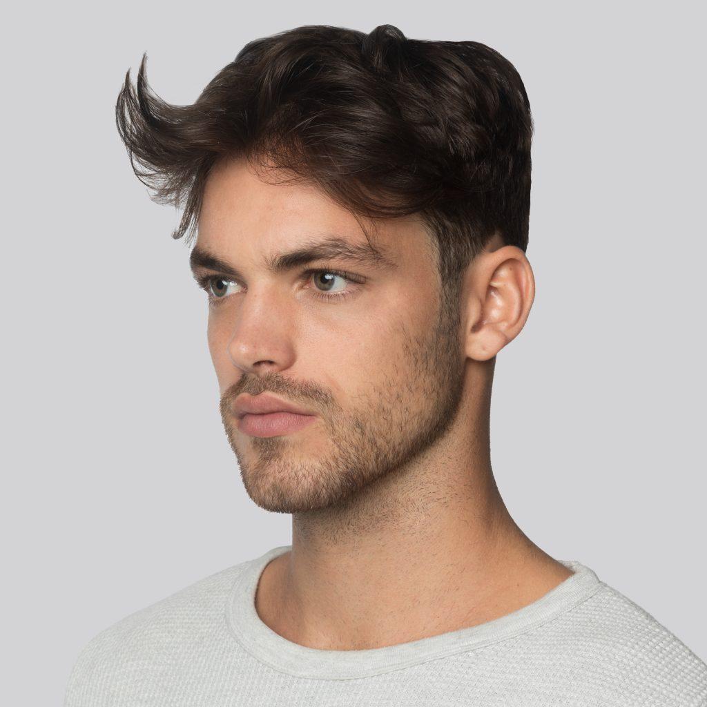 HAIR MESSY MEN 2