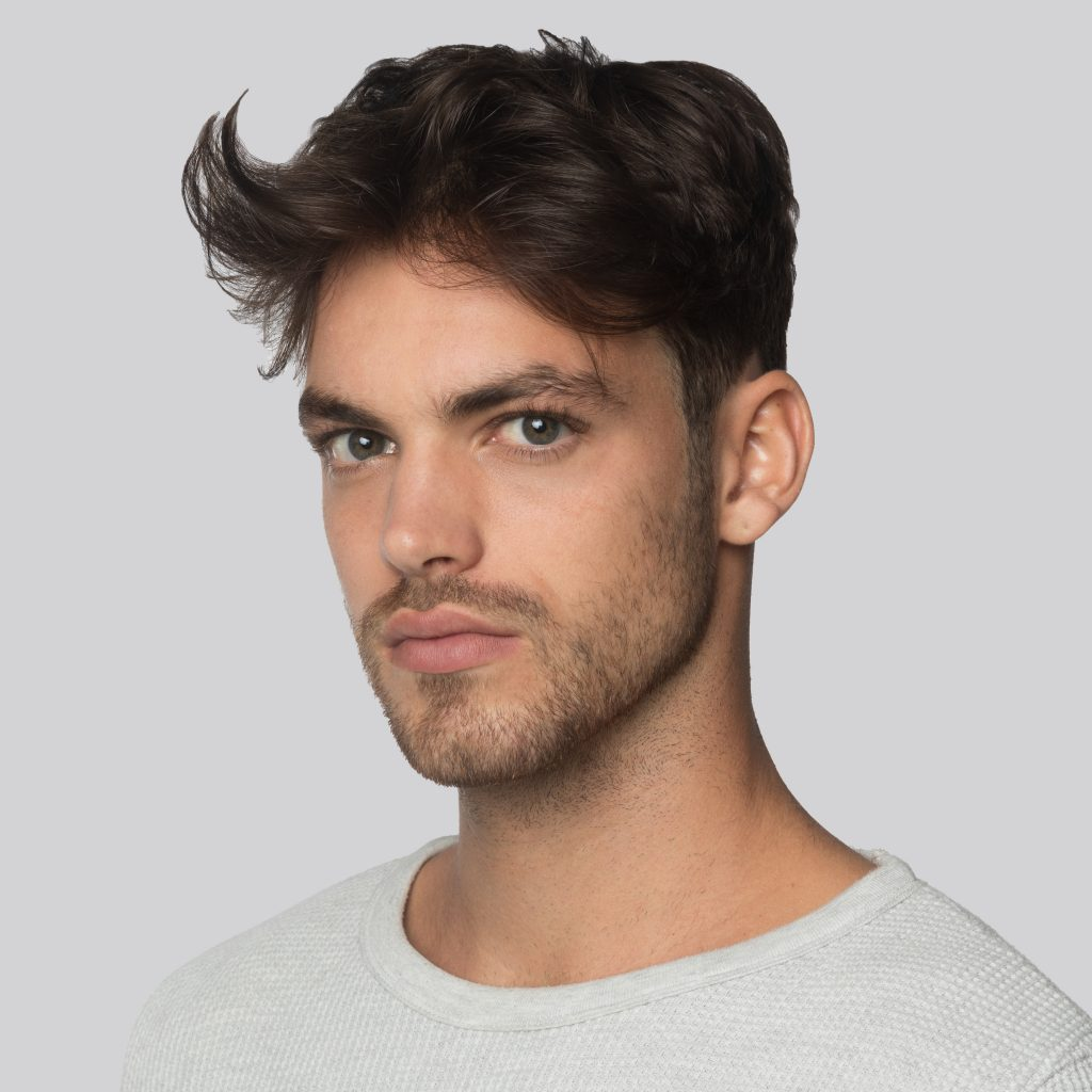HAIR MESSY MEN 3