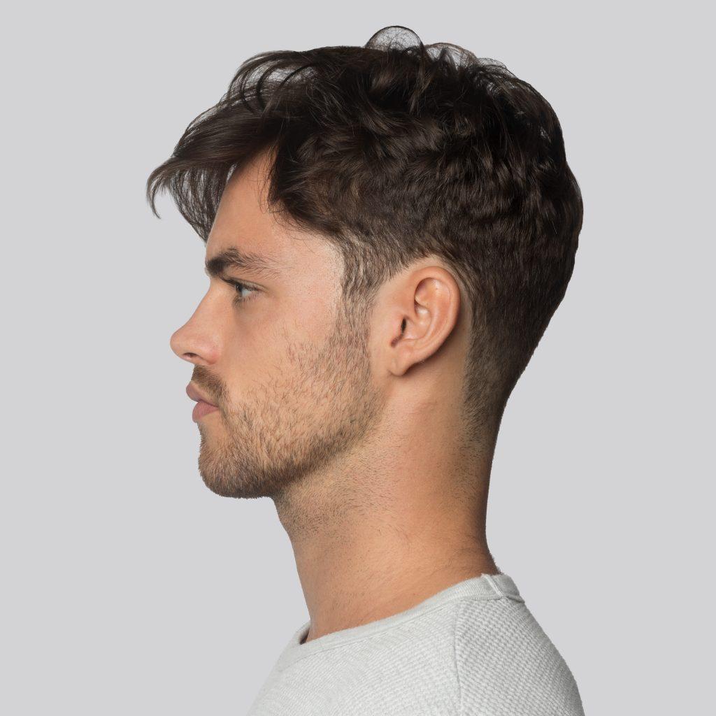 HAIR MESSY MEN 4