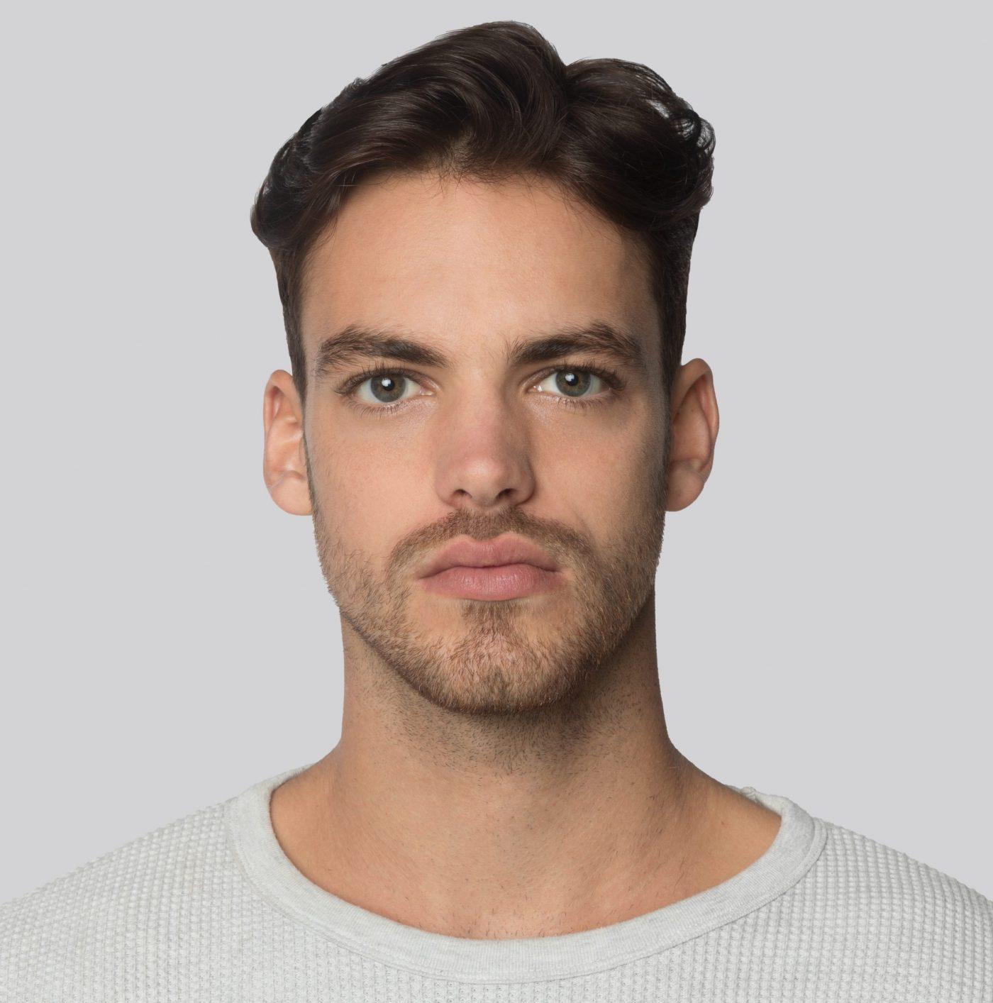 HAIR NATURAL MEN 1