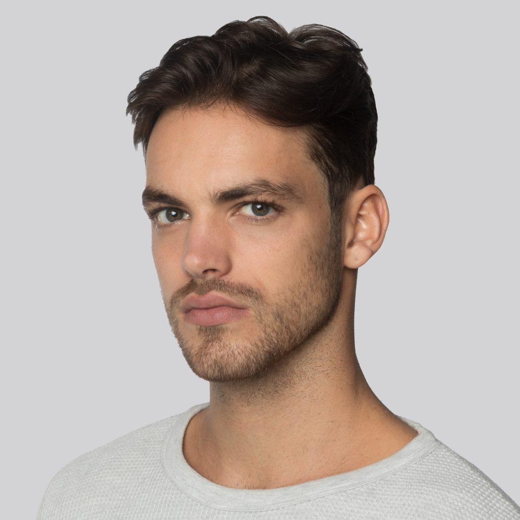 HAIR NATURAL MEN 2