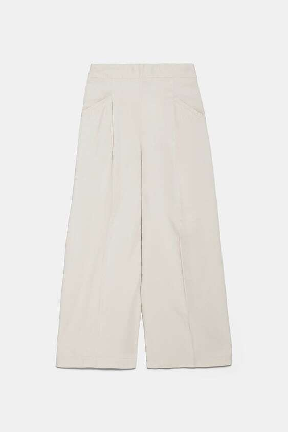 SAND CULOTTE TROUSERS