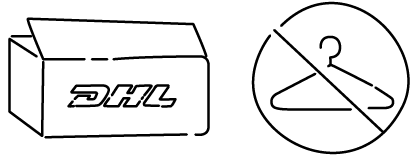icon courrier dhl